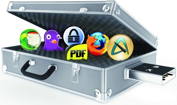 13 – Les logiciels portables