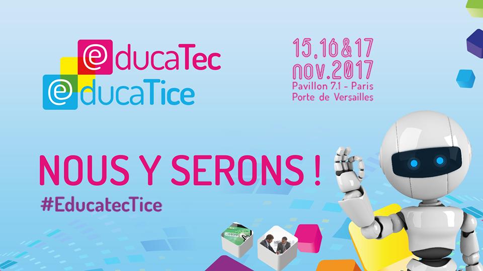 Salon Educatec 2017