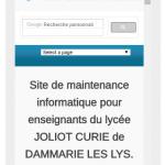 Tester l'affichage de votre site sur ordinateur, tablette et smartphone