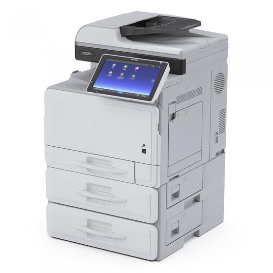 Photocopieuse et clé USB