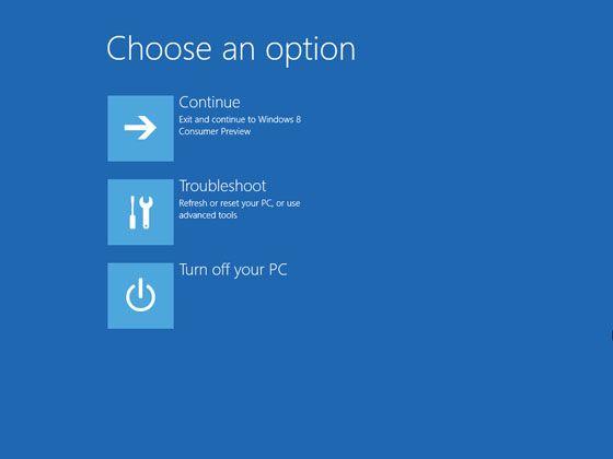 UEFI options 1